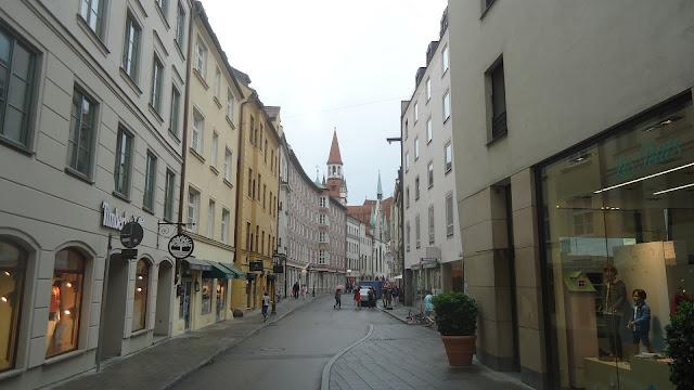 Altenhofstraße O que ver em Munique Alemanha