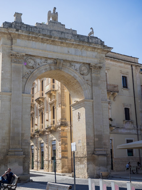 Noto - Porta Reale ©ValeriaDeRiso