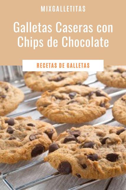 Cómo hacer  galletas caseras de chocolate