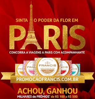 Promoção Francis 2018