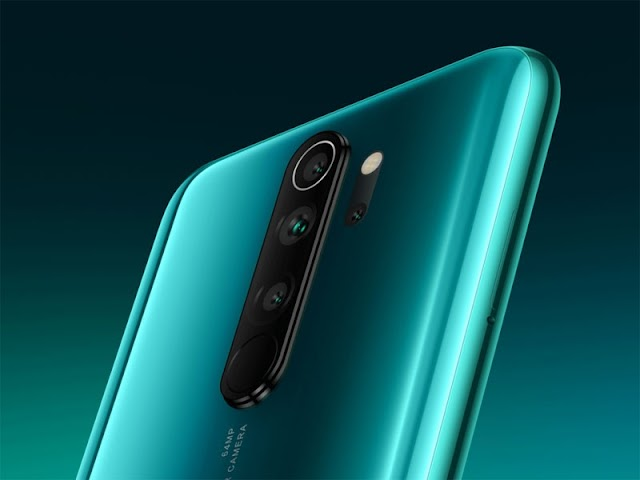 Redmi Note 8 Pro: Officially with 6.53 '' FHD + display and 64MP camera