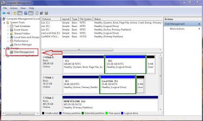 Begini Format Hardisk / Flasdisk Supaya Dapat di Baca di PS3