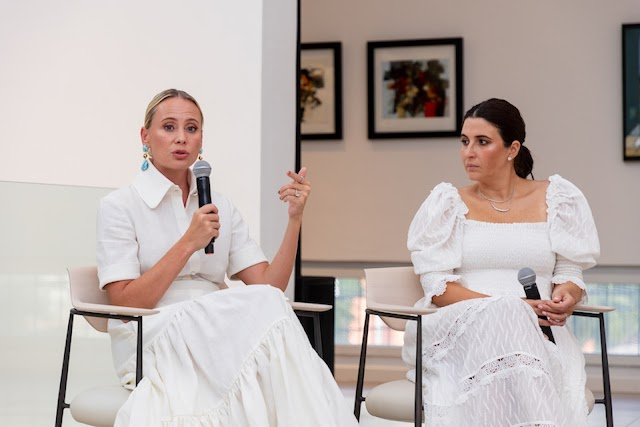 Fundadoras de LAFS visitan el país a dar los detalles del evento que se celebrará en Miami