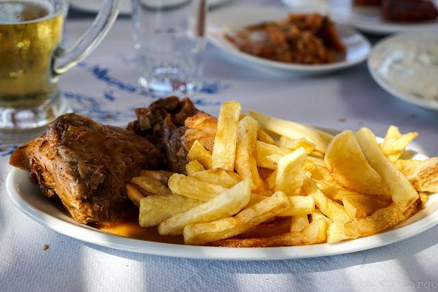Restaurant Kamara-Ano Potamos-Amorgos-Cyclades