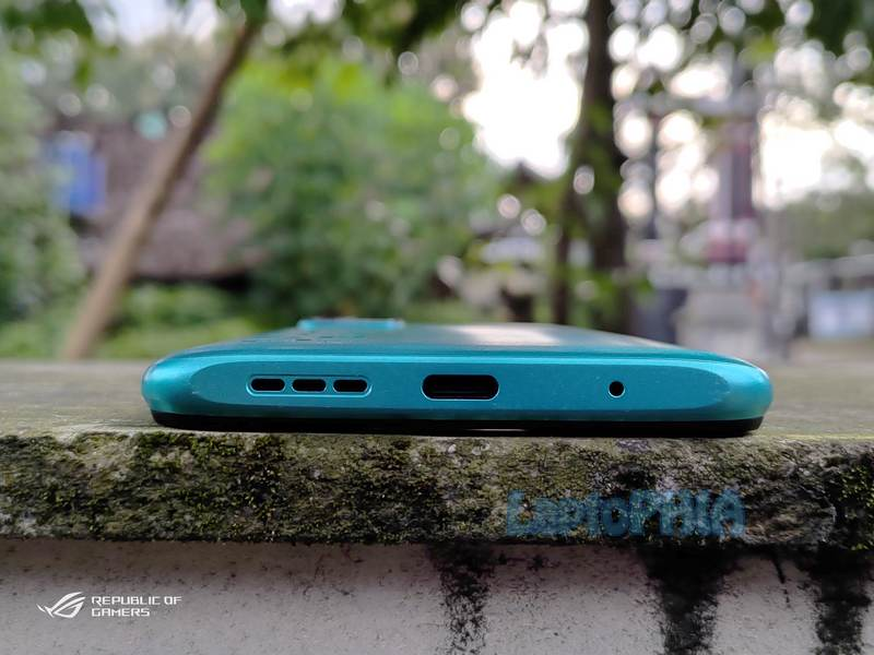 Desain Xiaomi Redmi 9T