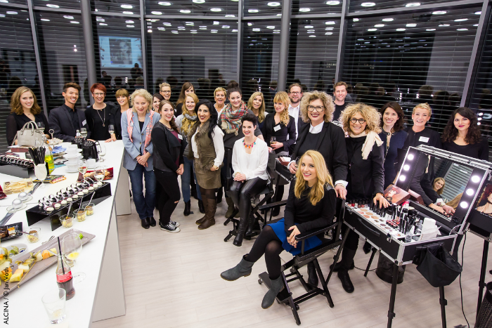 ALCINA Makeup Beauty Event - Teilnehmer