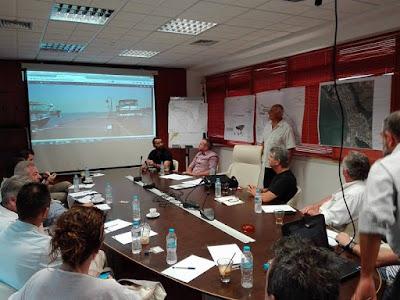 Παρουσίαση της προμελέτης κατασκευής Τουριστικού Λιμένα (Μαρίνα) Ηγουμενίτσας