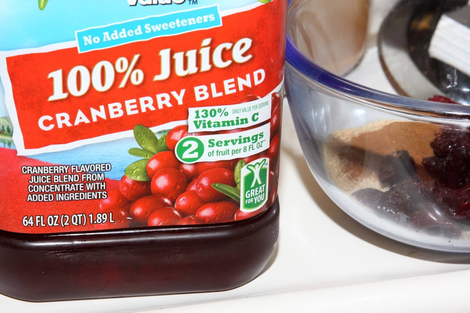 Cranberry Juice Slow Juicer : For the Love of Food: Slow Cooker Low Sugar Pecan and Cranberry Stuffed Apples