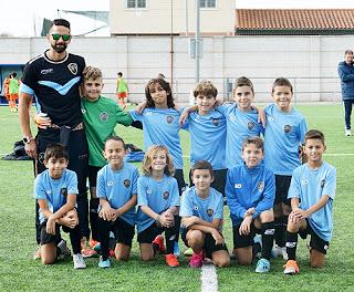 Escuela Fútbol Aranjuez DFA