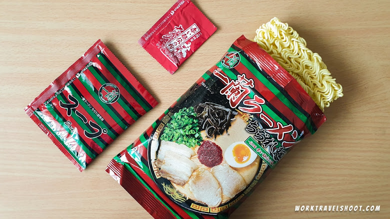 Instant Ichiran Ramen from Japan: Is it worth it?
