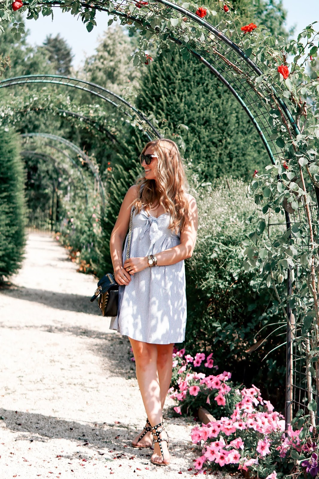 My Colloseum, Sommer Kleid - Fashionstylebyjohanna - Sommeroutfit - Inspiration