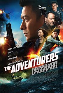 مشاهدة فيلم The Adventurers 2017 مترجم
