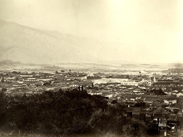 Capitolio Federal Caracas 1880