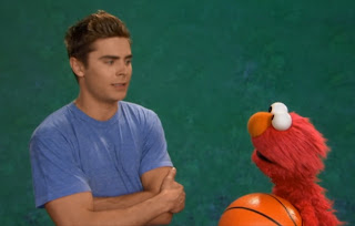 Zac Efron Sesame Street