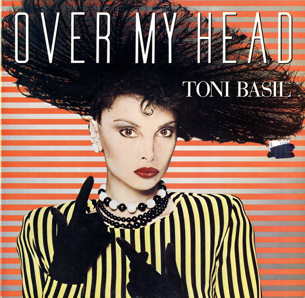 Sucessos De Sempre Toni Basil Over My Head