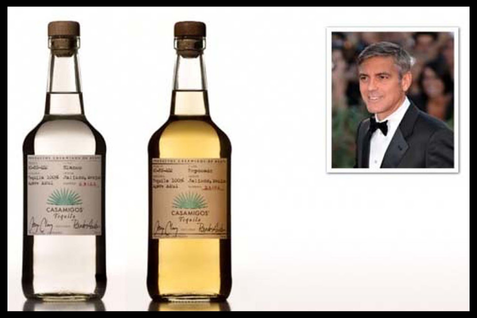 tequila George Clooney