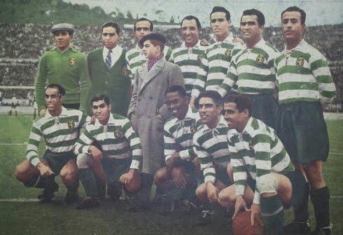 Grandes Times: o Sporting de 1946-1955