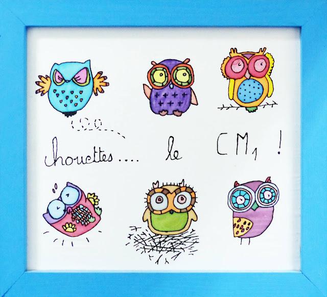 Dessin d'enfants - École primaire CNDI, Tourcoing