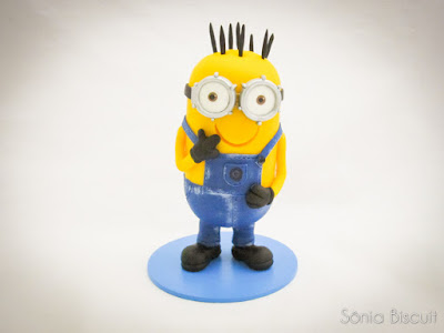 Minions Biscuit