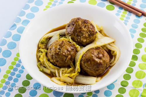 Lion's Head Meatballs02