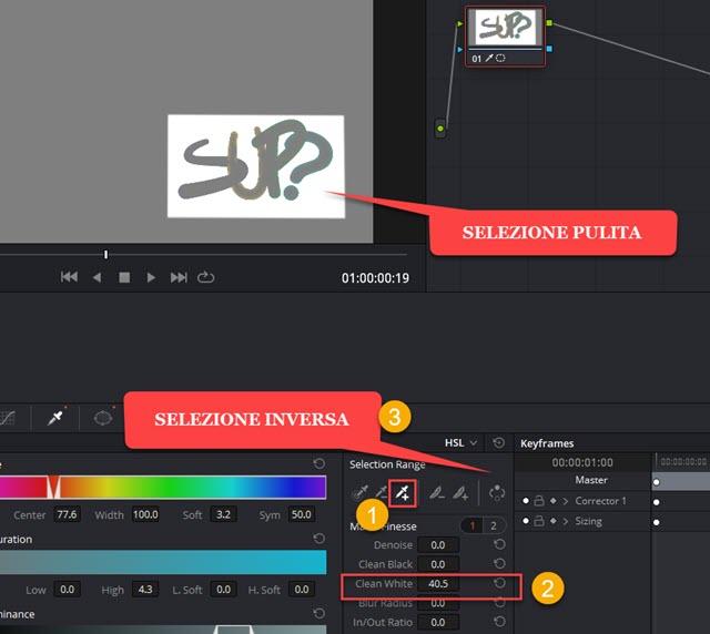miglioramento della selezione della GIF