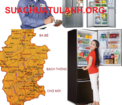 8 Trung Tâm Bảo Hành Tủ Lạnh Toshiba Tại Bắc Kạn