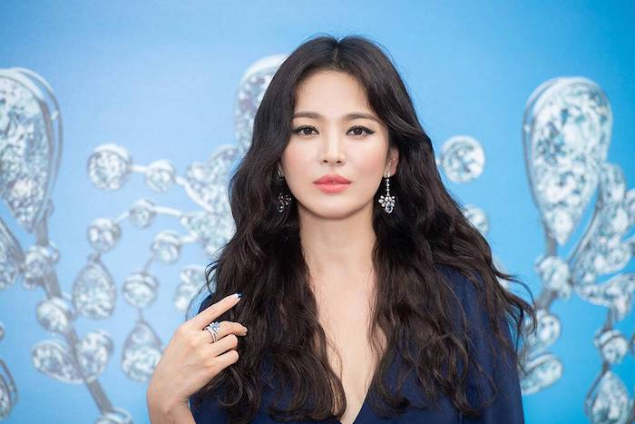 Song Hye Kyo Chaumet, Song Hye Kyo 2019, Song Hye Kyo Divorce, 송혜교