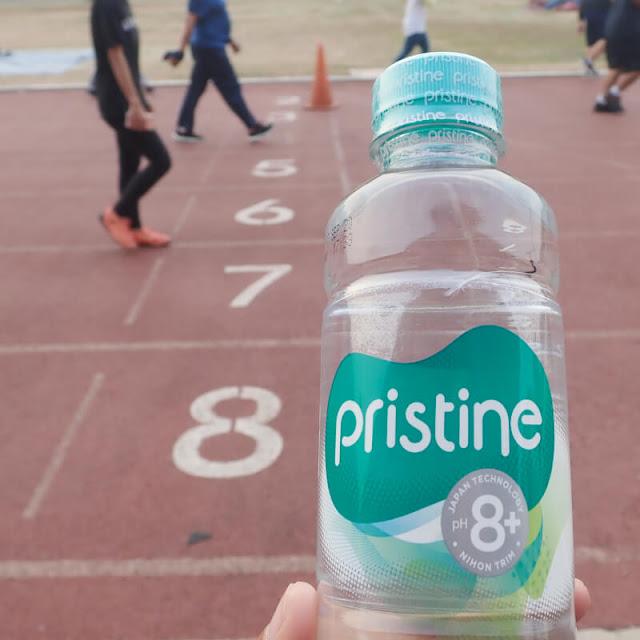 Diet, Olahraga, dan Pristine8+ Membuat Hidup Jadi Seimbang