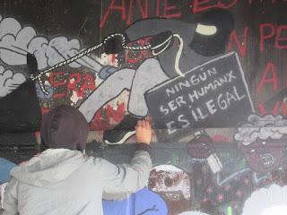mural estacion baron