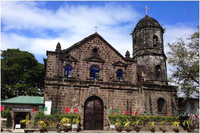 Sta. Ursula Parish Church - Binangonan, Rizal