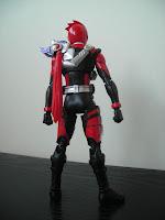 SH Figuarts Super Akiba Red Akibaranger Season 2 Bandai Tamashii Nations Nobuo Akagi