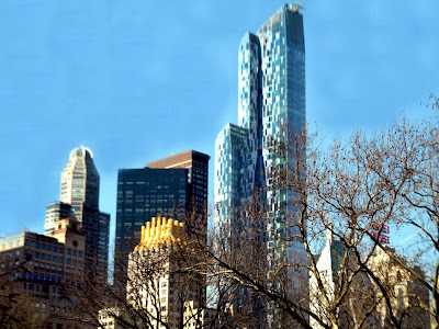 Gotham City Spring clip art