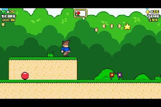 Jogo grátis Super Steve World Mario Bros