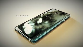 The display is protected past times Corning Gorilla Glass  Best outcry of HTC! U-11