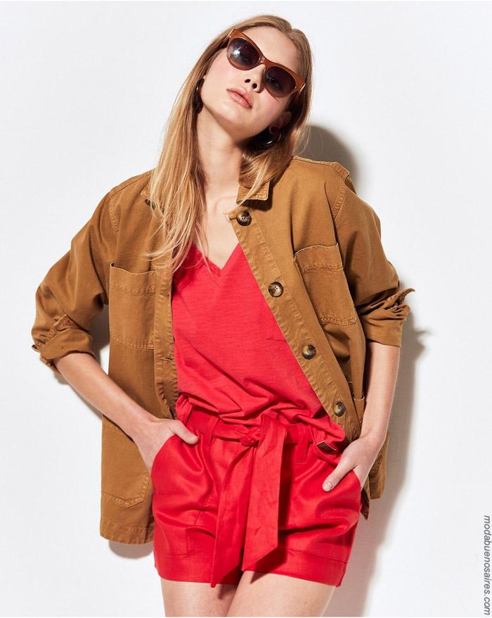 Moda mujer primavera verano 2020 moda ropa de mujer.