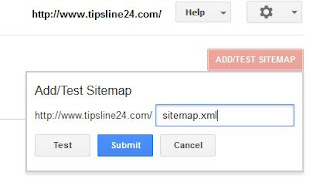 Sitemaps Submission