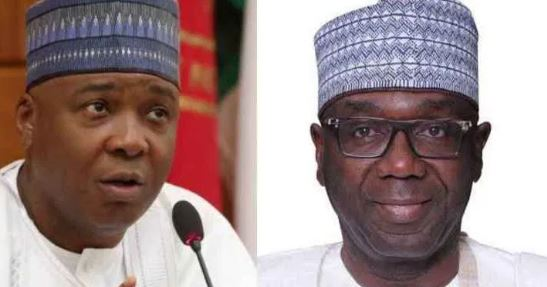 Revocation of land: Abdulrasaq has crossed the line, says Saraki