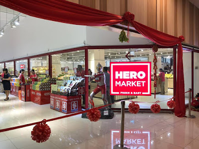 Second HeroMarket Outlet in JB is Now Open!
