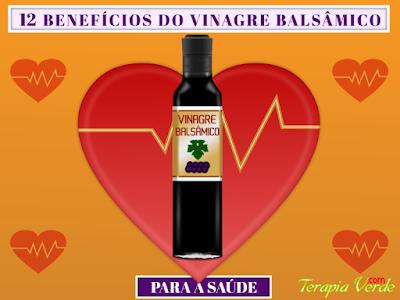 12 benefícios do vinagre balsâmico para a saúde