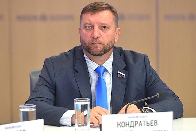 Алексей Кондратьев. Представитель парламента Тамбовской области