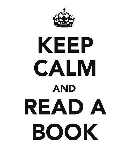 Adriana Valero EOI Teacher: Keep calm and read a book