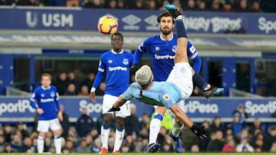 مشاهدة مباراة مانشستر سيتي وإيفرتون بث مباشر اليوم 28-9-2019 في الدوري الانجليزي