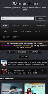 Movierulz-website