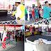 Petani Asal Masumpu, Raih TV 20 inch dalam Lomba Lempar Gelang Bebek