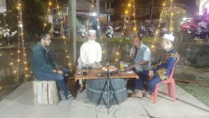 Tiga Anggota DPRD Kabupaten Muarojambi Duduk Besamo Kaum Milenial