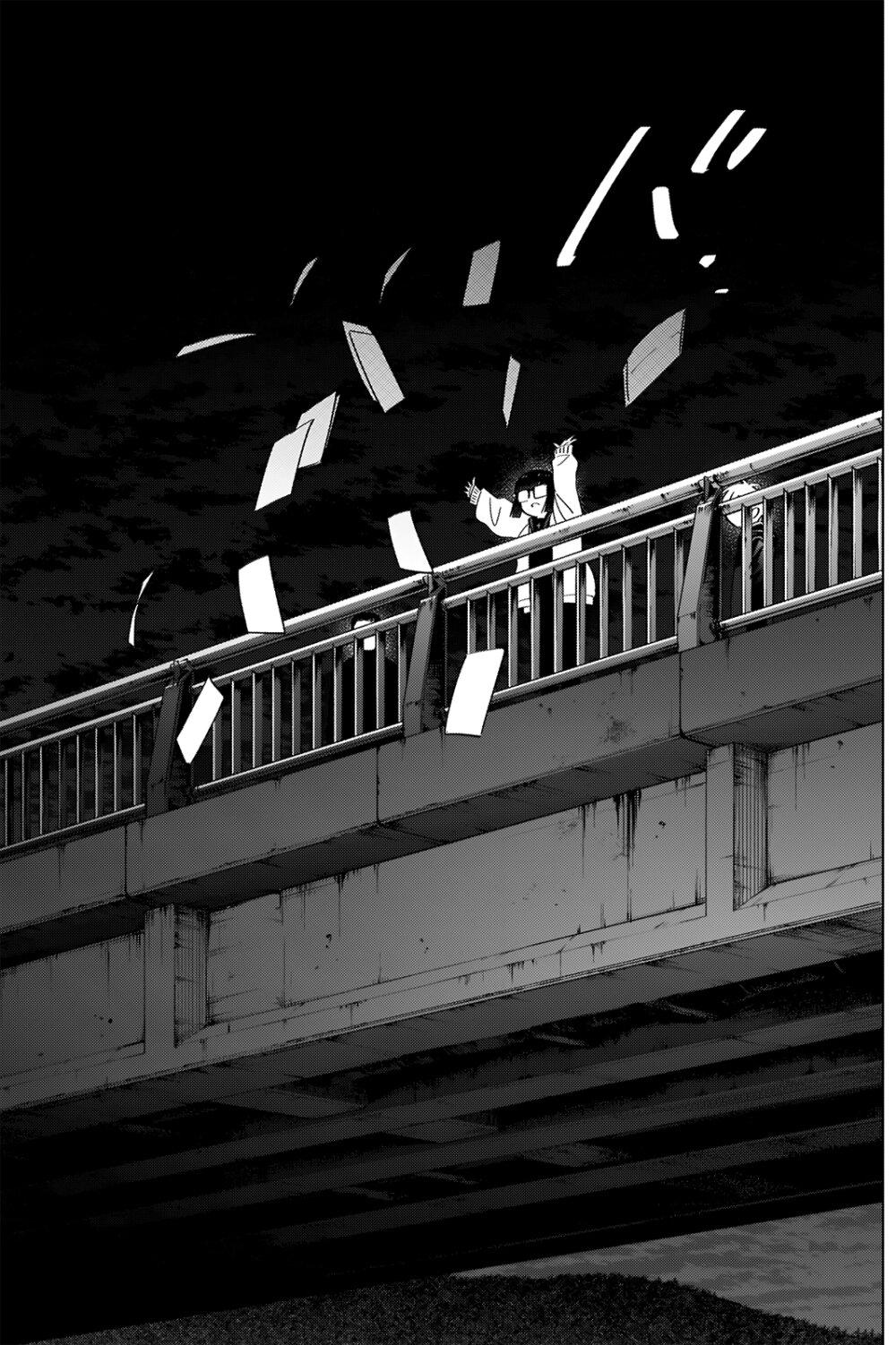 อ่านการ์ตูน Shounen no Abyss ตอนที่ 30 หน้าที่ 15