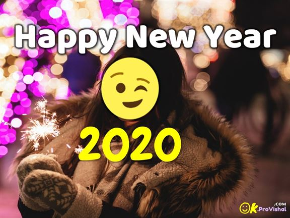 Best Happy New Year Picture for 2020. Wishing you a very happy new year 2020 with images, quotes and pictures for friends, family and co-workers. Get here some images, wishes, quotes and picture for New Year 2020.