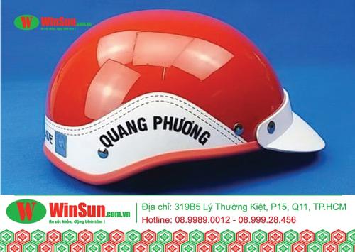Làm mũ bảo hiểm theo yêu cầu một sản phẩm tuyệt vời