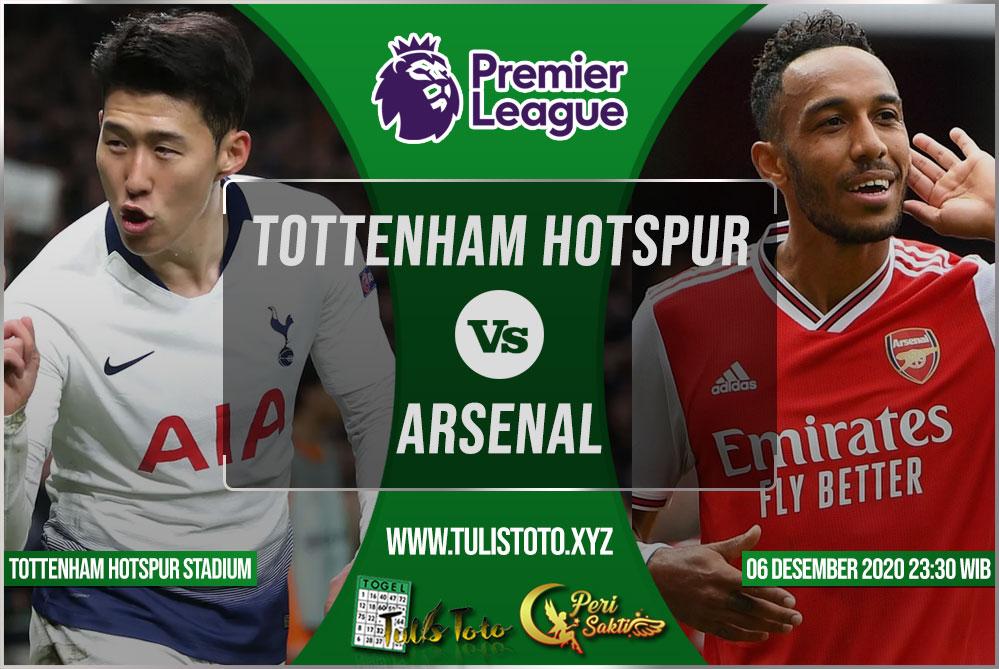 Prediksi Tottenham Hotspur vs Arsenal 06 Desember 2020