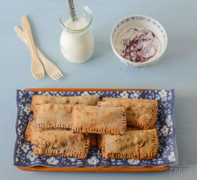 Blueberry Preserve Bars